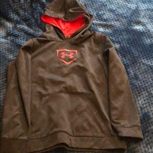 Youth XL UA hoodie